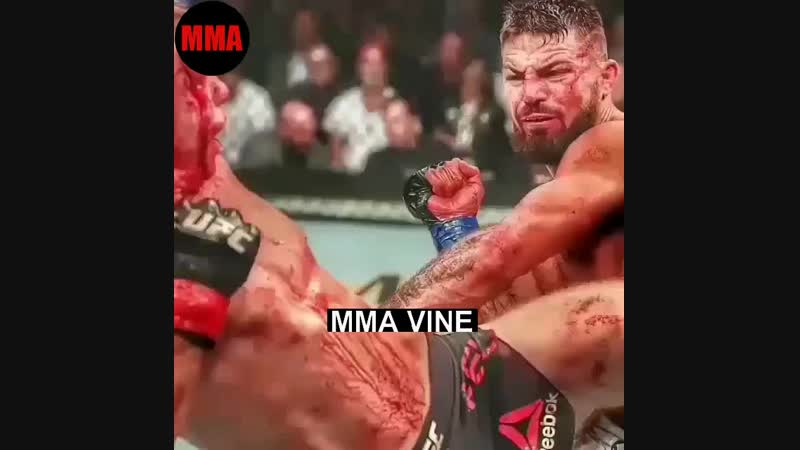 Mike Perry vs Paul