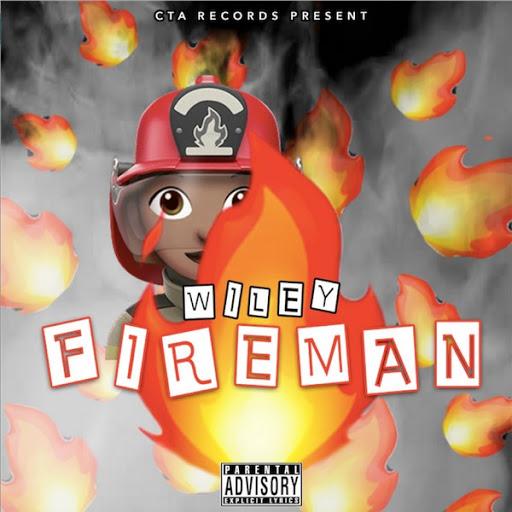 Wiley альбом FIREMAN