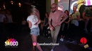 Marco Ivanyk and Tatyana Rakmetulova Salsa Dancing in Saray at After Party of The Third Front 06.08.18