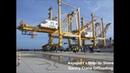 Asya port STS Gantry Crane Erection