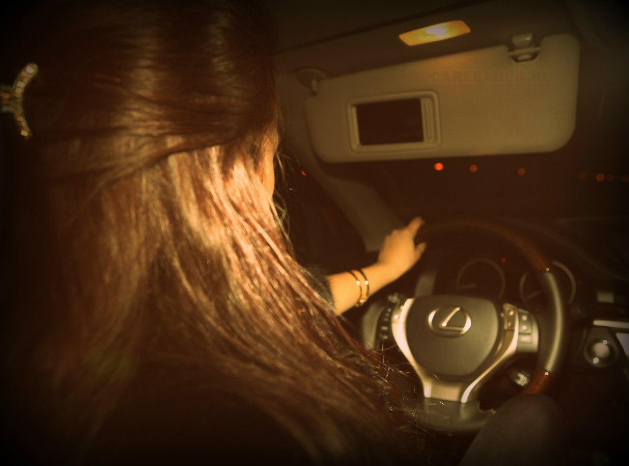 Girl Lexus