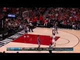 NBA Playoffs 2017  1st Round G3 22.04.2017  Golden State Warriors @ Portland Trail Blazers
