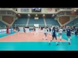 Суперлига  Разминка  Заречье-Одинцово - Сахалин