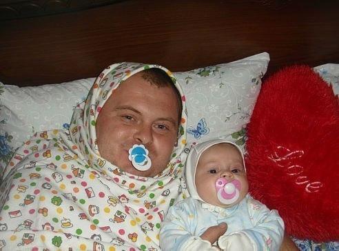 Как известно, женщина родив одного ребёнка, вскоре понимает, что всё таки у неё их двое)))