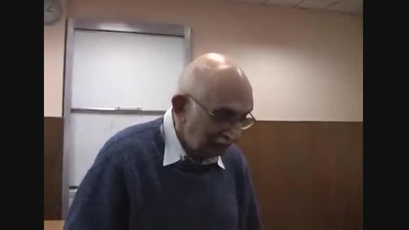 Пятигорский - Лекции по философии буддизма, РЭШ 2007