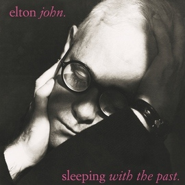Elton John альбом Sleeping With The Past