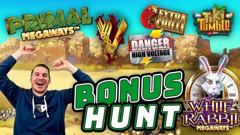 Bonus Hunt Results 18/01/19 - 18 Slot Features!