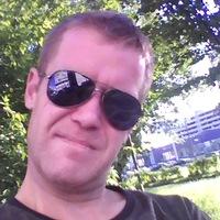 Анкета Антон Шатский