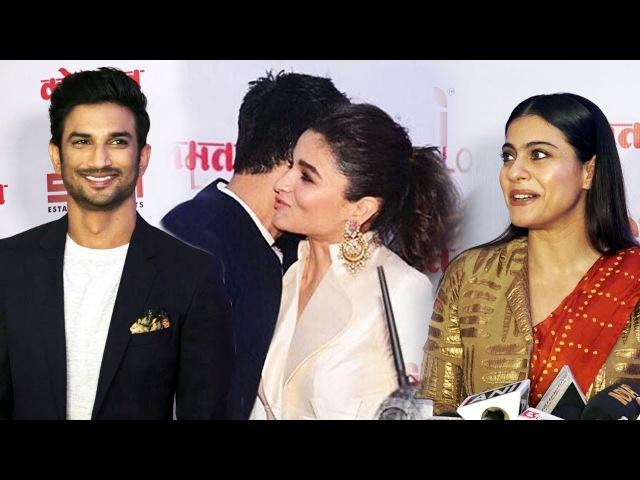 Lokmat Maharastra's Most Stylish Awards | Kajol, Sidharth Malhotra, Alia Bhatt, Karan Johar...