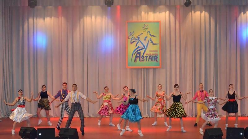 СУББОТНИЙ ТВИСТ | DANCE THEATRE ASTAIR CONCERT 15.04.2019