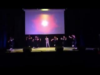 AMIGOS DANCE TEAM