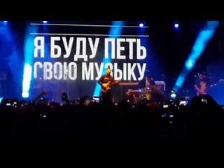 Noize MC - Панелька ( cover Хаски) / ГлавClub 26 11 2018 #ябудупетьсвоюмузык