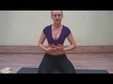 Упражнение для сокращения желудка 3 минуты