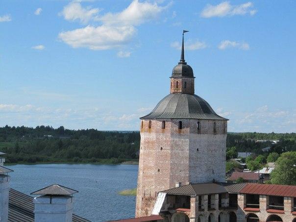 Белозерская башня