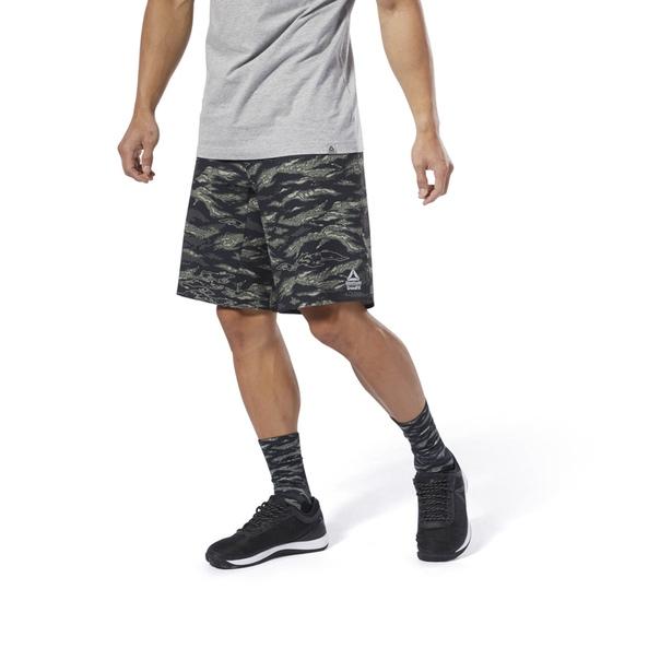 Спортивные шорты Reebok CrossFit® Epic Camo Cordlock