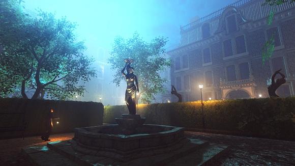 Прохождение Lust for Darkness: часть 2 Сад особняка Йелвертона