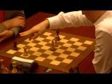 Carlsen vs Svidler ending, World Blitz Chess Championship, Moscow, 18 Nov 2010