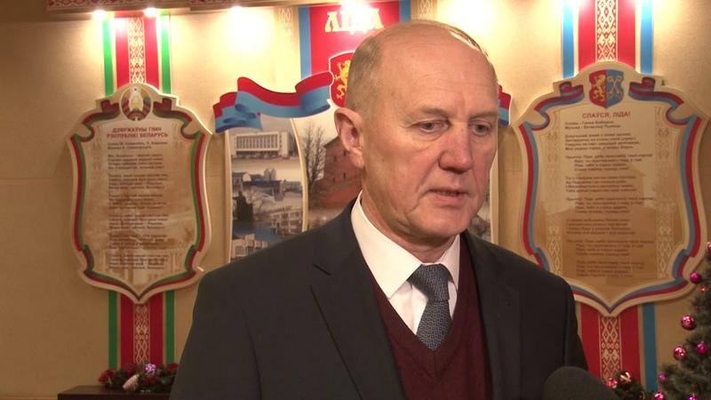 Кравцов Владимир Васильевич - Председатель Гродненского областного исполнительного комитета