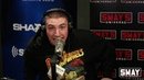 Token Raps on Sway in the Morning over 50 Cent Beats