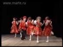 """""""Кадриль"""" танцы для детей от 3 лет"""