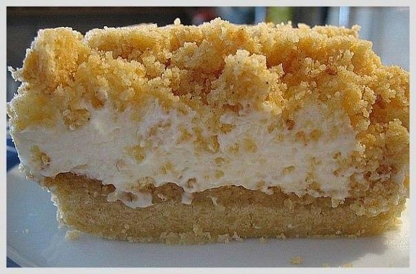 Рецепт торт с творогом