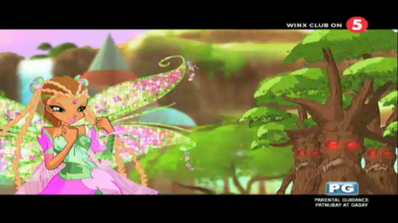 Winx Club Season 6, Episode 4 - Bloomix Power (Tagalog)