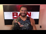 Roman Reigns Has A Message For #SpecialOlympics