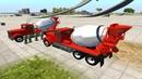 Мультфильмы про МашинкиВзрыв Аварии Погони для ДетейНовые МультикиИгра BeamNG.drive 7