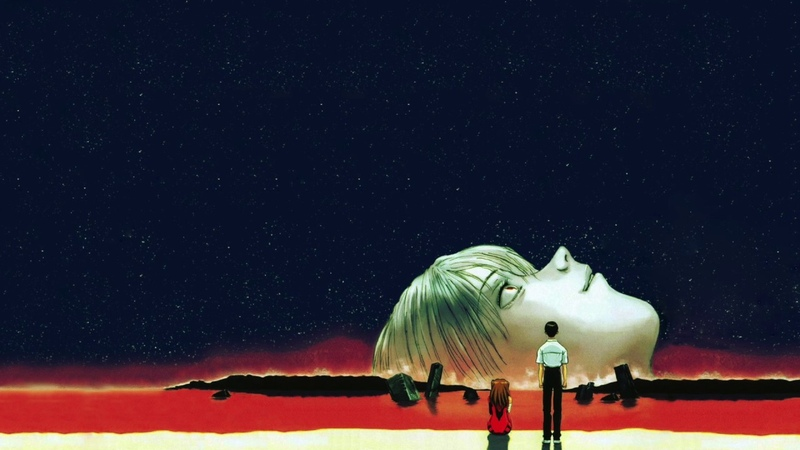 The End Of Evangelion - Komm Süsser Tod HD