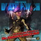 Five Finger Death Punch альбом The Wrong Side Of Heaven And The Righteous Side Of Hell, Volume 2