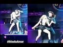 Soy Luna En Vivo Luna y Matteo bailan en Modo Amar Baile Lutteo/Ruggarol y Simbar Gira Despedida HD