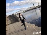 Прогулка по набережной Санкт-Петербурга