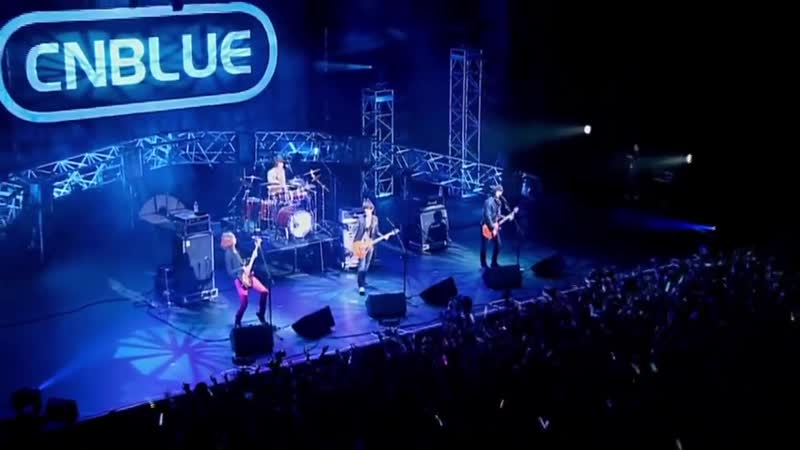 20120205 CNBLUE Where you are Release LIVE In Tokyo Dome City Hall