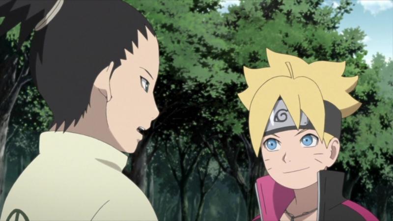 Boruto: Naruto Next Generations / Боруто: Новое поколение Наруто - 74 серия | Dejz, Silv Lupin [AniLibria.Tv]