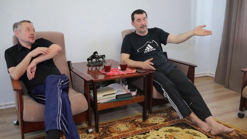 Душевно, открыто и без цензуры о насущном с Владимиром Виноградовым