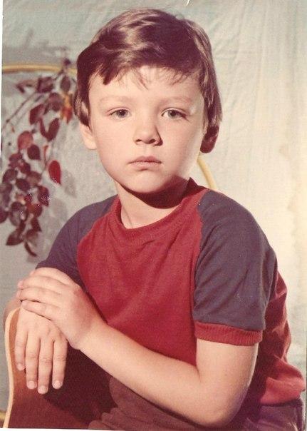 тони раут фото в детстве