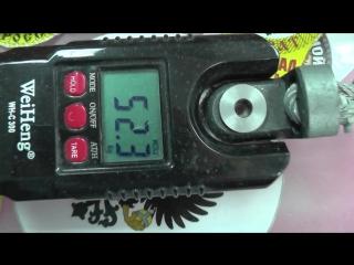 Обзор и калибровка эспандера кап.2 ранга для Дмитрия из Самары