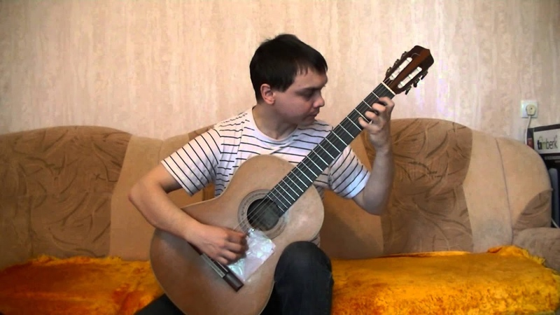 Manuel Ponce - Gavotte - Maxim Kartashov
