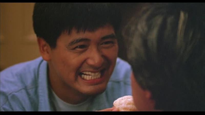 1987 - Светлое будущее 2 Ураганный огонь Ying hung boon sik II