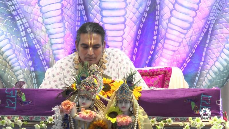 Бхагавад Гита. Глава 8. Стих 15. Комментарии Парамахамсы Шри Свами Вишвананды.