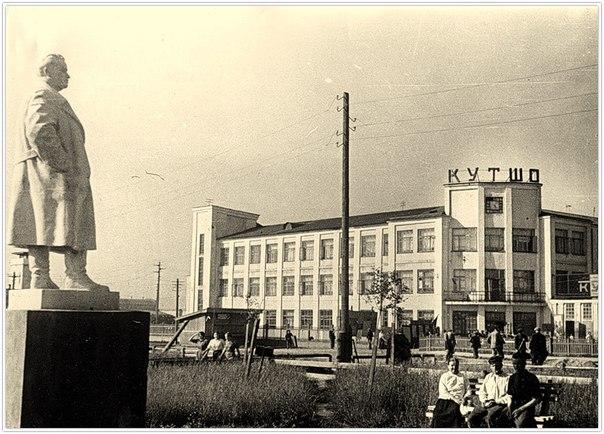 Памятники Кирова