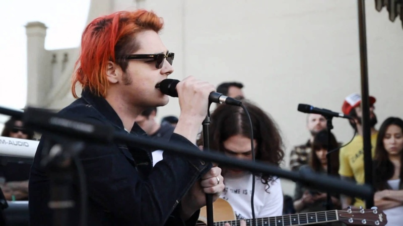 My Chemical Romance -The Ghost Of You (Live Acoustic at 98.7FM Penthouse)