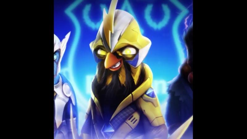 Tosun - Angry Birds Evolution