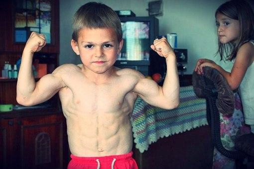 Как сделать сильными детей 145