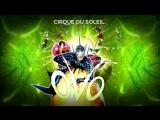 Шоу OVO (ОВО) от Cirque du Soleil (Цирк дю Солей), Москва, май 2018