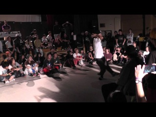 KEI vs YUKI POP BEST4 SDCJ 2013