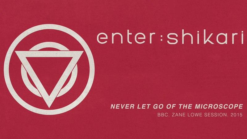 Enter Shikari - Never Let Go Of The Microscope - Radio One. Zane Lowe Session. Jan 2015
