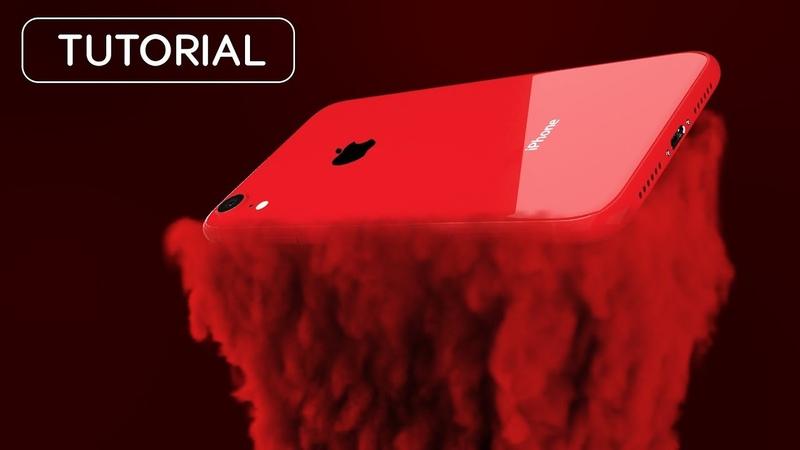 Product Smoke Emerge Tutorial Phoenix FD 3Ds Max