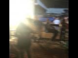50 Cent в Puerto Rico на съёмках The Oath