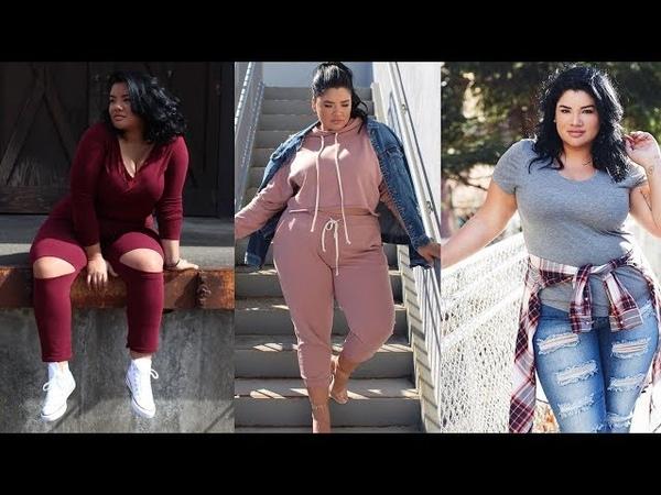 Ropa de Moda para Gorditas : 2018 | Combinaciones | Outfits Casuales | Moda Plus Size